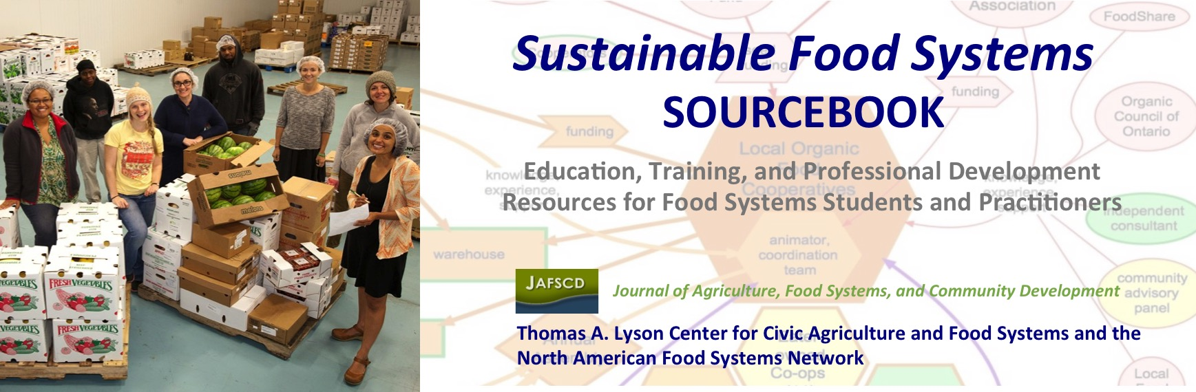 Sustainable Food Systems Sourcebook