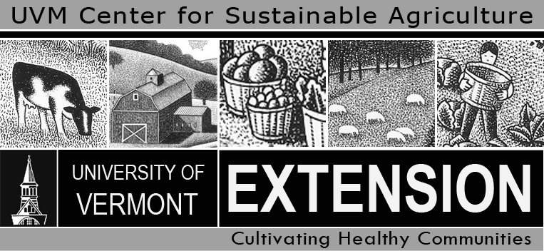 Center for Sustainable Agricultrure -- University of Vermont