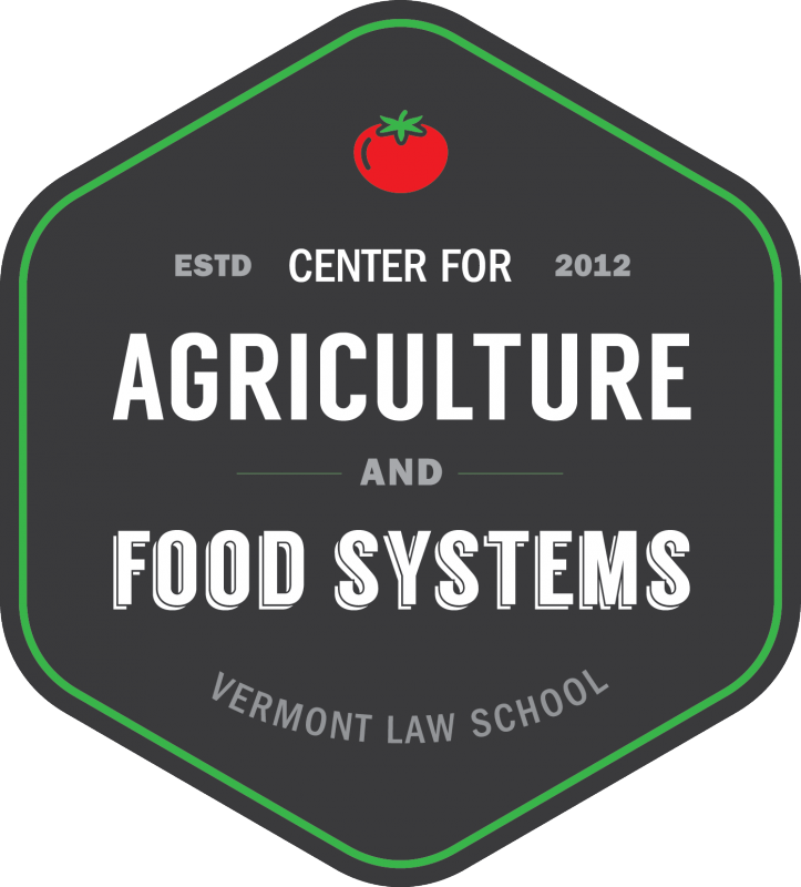 Center for Agriculture and Food Systems at Vermont Law School